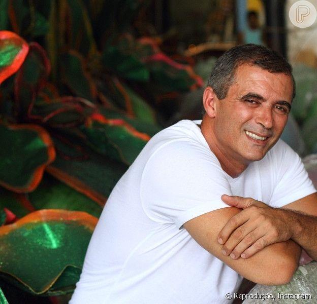Paulo Barros deixou a Mocidade Independente nesta terça-feira, 24 de fevereiro de 2015