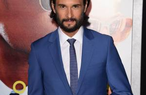 Rodrigo Santoro lança filme ao lado de Will Smith e exibe barba grisalha