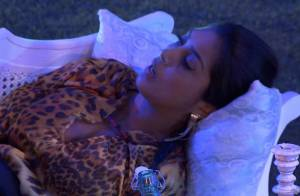 'BBB15: na festa, Amanda fala sobre sentimento por Fernando. 'Eu gosto dele'
