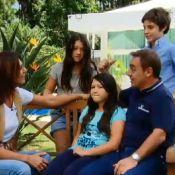 Gugu Liberato comenta sua relação com os filhos e afirma: 'Sou rígido com eles'