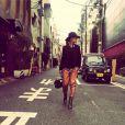 Veja fotos da viagem da apresentadora Sabrina Sato ao Japão