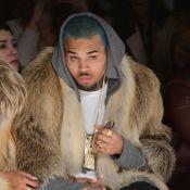 Chris Brown é pai de um bebê de 9 meses; namorada do rapper rompe pelo Twitter