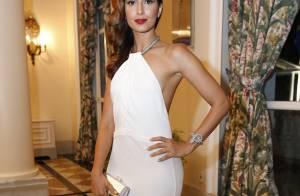 Camila Pitanga repete vestido da grife Gucci já usado por Isis Valverde