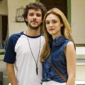 f3b81bead  Sete Vidas   Isabelle Drummond e Jayme Matarazzo repetem par romântico na  TV