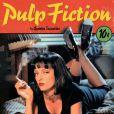 'Pulp Fiction' é mais uma parceria deThurman com Tarantino em mais um filme recheado de ação, outro trabalho marcante de sua carreira