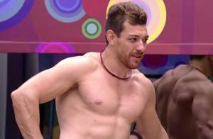 'BBB15': divirta-se com discursos hilários de Cézar no reality show. Vídeos!