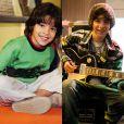O jovem ator Matheus Costa era criança quando atuou em 'América', vivendo o Rique. Na temporada 'Malhação Casa Cheia', interpretou Guilherme