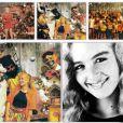 Angélica reúne fotos de seu primeiro programa na TV, 'Nave da fantasia', em 1986