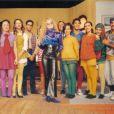 Angélica posa com o elenco de 'Milk Shake'