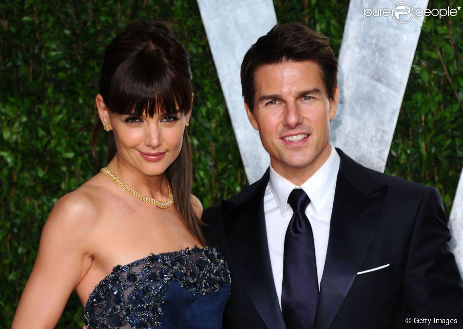 Tom Cruise e Katie Holmes não se falam desde a separação, afirma o site 'TMZ'