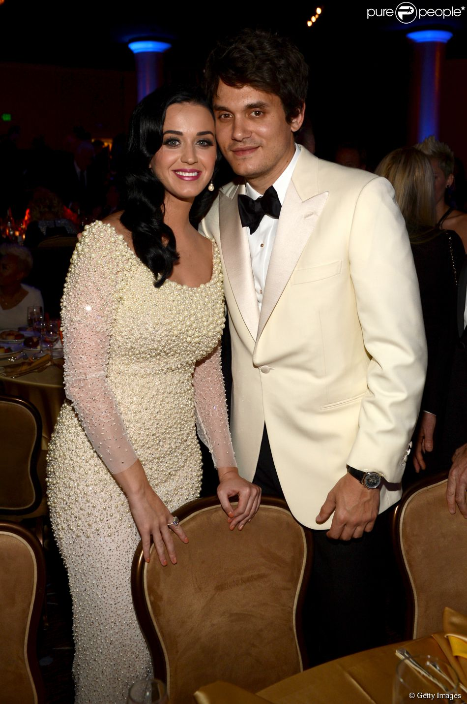 Katy Perry termina namoro novamente com John Mayer, segundo site americano