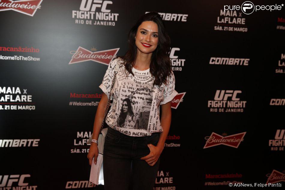 Thaila Ayala fala sobre affair com o modelo André Hamann: 'Isso é piração'