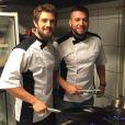 Rafael Cardoso gosta de cozinhar e, inclusive, preparou os pratos de seu casamento com Mariana Bridi