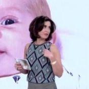 Fátima Bernardes recorda o que fazia para os filhos quando eram bebês: 'Cantava'