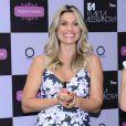 """Flávia Alessandra lançou recentemente sua nova linha de esmaltes, """"Pequenos Prazeres"""", voltada para o inverno"""