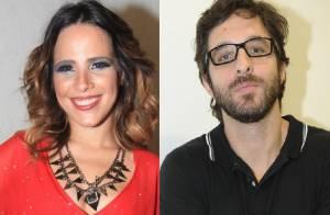 Wanessa alfineta Rafinha Bastos e ele rebate com música dela: 'O amor não deixa'