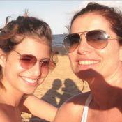Débora Bloch lista momentos especiais da vida à Angélica: 'Meus filhos lideram'