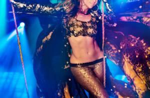 Jennifer Lopez exibe corpo sarado para promover música com rapper Pitbull