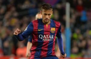 Neymar é eleito Melhor Jogador Brasileiro da Europa por organização francesa
