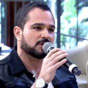 Cantor Luciano se diz 'BBB' maníaco e assume torcida por Cézar: 'Tem que ganhar'