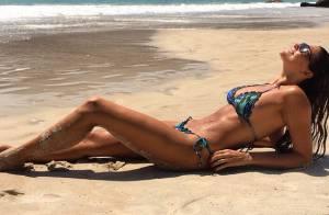 Daniella Sarahyba mantém boa forma com balé: 'Ralo para ter este corpo'