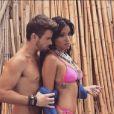 Rafael Licks já posou para o 'Paparazzo' com Talita