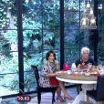 Gloria Pires participou do programa 'Mais Você' na manhã desta quinta-feira, 2 de abril de 2015