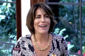 Gloria Pires ganha homenagem das filhas e do marido, Orlando Morais, na TV