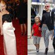 Sempre estilosa e exuberante em sua boa forma, Gwen Stefani também é mãe e tem dois filhos: Zuma, de 4 anos, e Kingston, de 6