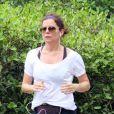 Débora Bloch mantém a boa forma com atividades físicas: 'Tem que comer menos e malhar mais'