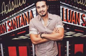 Solteiro, Luan Santana admite ter uma história amorosa mal resolvida