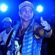 Netinho é cantor e ficou popularmente conhecido pelo hit 'Milla'