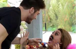 Preta Gil diz à Angélica que não quer ter bebê antes do Carnaval