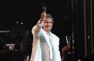 Roberto Carlos completará 74 anos com direito a queima de fogos em São Paulo