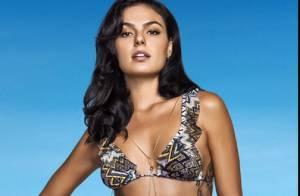 Isis Valverde mostra boa forma em foto de biquíni e recebe elogios: 'Diva'