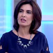 Fátima Bernardes elege seus petiscos preferidos: 'Coxinha de galinha e empada'