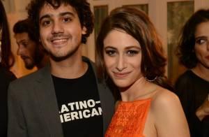 Luisa Arraes, de 'Babilônia', comenta namoro com George Sauma: 'Apaixonada'