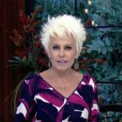 Ana Maria Braga diz que já foi alvo de inveja em empresa: 'Puxaram o meu tapete'