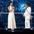 Sophie cantou com o rei no último especial de fim de ano da TV Globo