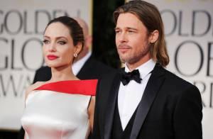Brad Pitt e Angelina Jolie juram não fazer mais cenas de sexo com outras pessoas