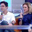 Maria Eduarda de Carvalho e Thiago Rodrigues falam sobre seus personagens em 'Sete Vidas'