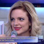 Maria Eduarda de Carvalho, de 'Sete Vidas', fala de mudança no visual: 'Sofri'