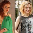 Maria Eduarda de Carvalho era ruiva e teve que descolorir os cabelos para viver Laila, em 'Sete Vidas'