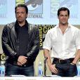 """Ben Affleck vai dar vida ao novo """"Homem-Morcego"""", seu segundo super-herói nos cinemas"""