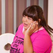 Fabiana Karla, com 107kg, terá que perder 11kg em três meses no 'Medida Certa'