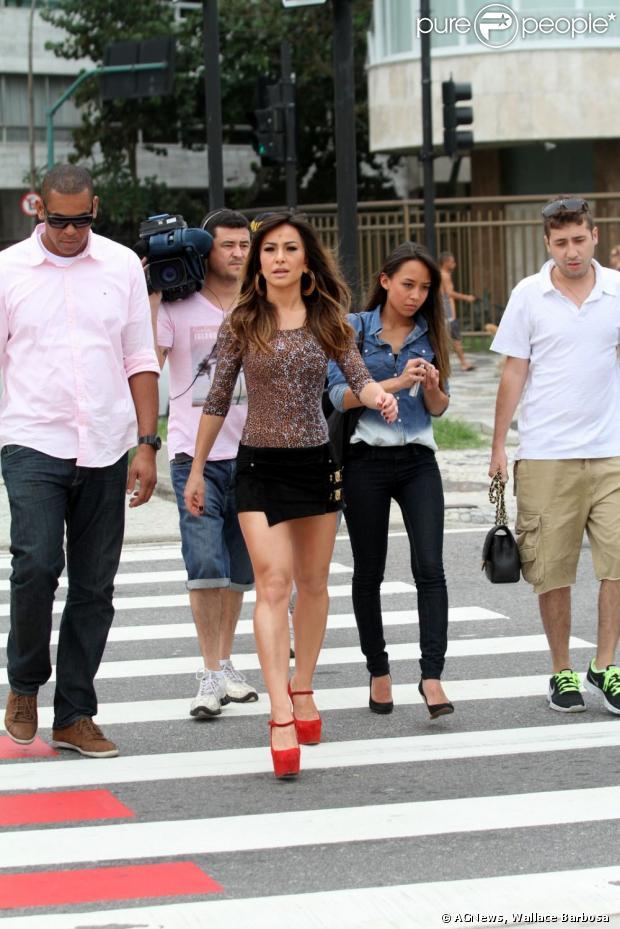 Sabrina Sato é a nova namorada de João Vicente de Castro, ex-marido de Cleo Pires