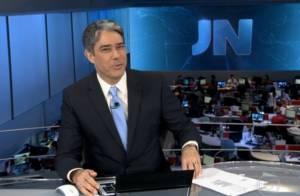 'JN': William Bonner chama americano de maluco e pede desculpas após críticas
