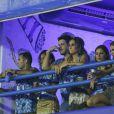 Durante o Carnaval, Sabrina Sato e João Vicente de Castro estavam apaixonados e pensavam até em casamento: 'Só se for na Sapucaí', brincou a apresentadora