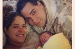 Nasce Miguel, primeiro bisneto de Silvio Santos e sobrinho de Tiago Abravanel