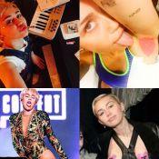 Veja as 30 fotos mais polêmicas e inusitadas da cantora Miley Cyrus